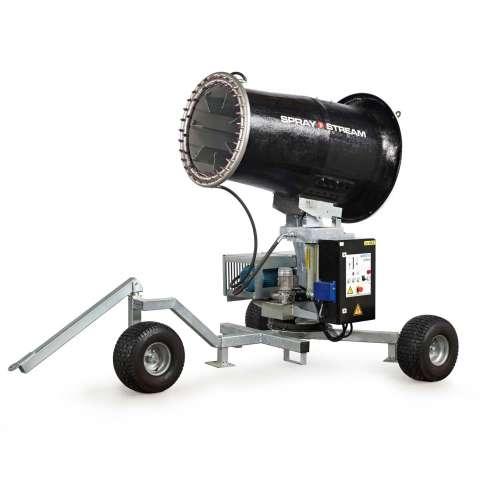 biOx SS50i Fogging Cannon